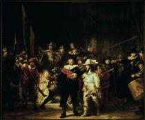 Rembrandt, Die Nachtwache von AKG  Images
