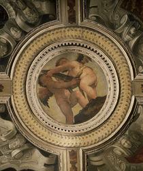 Veronese, Zwei Putti mit Buch by AKG  Images