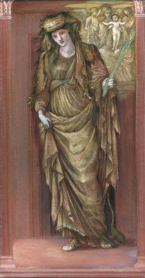 E.Burne Jones, Sibylla Tiburtina von AKG  Images
