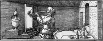 Duerer, Der Zeichner mit dem Richtscheit von AKG  Images