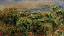 Renoir, Cagnes von AKG  Images
