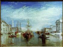 Venedig, Canal Grande / Gem.von W.Turner von AKG  Images
