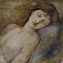 E.Burne Jones, Schlafende Prinzessin von AKG  Images