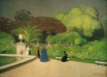 Felix Vallotton, Jardin du Luxembourg von AKG  Images