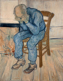 Van Gogh/ Trauernder alter Mann/ 1890 by AKG  Images