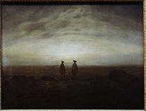 C.D.Friedrich, Zwei Maenner am Meer von AKG  Images