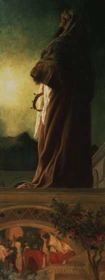 Lord Leighton, Stern von Bethlehem by AKG  Images