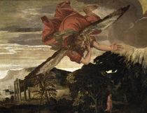 P.Veronese, Brennend.Dornbusch, Engel von AKG  Images