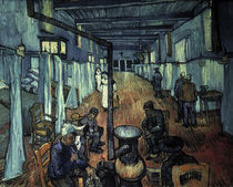 Van Gogh/Schlafsaal Hospital Arles/1889 by AKG  Images