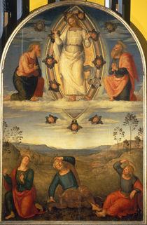 Perugino, Verklaerung Christi by AKG  Images