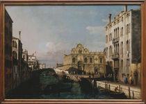 Venedig, Scuola di S.Marco / Bellotto von AKG  Images