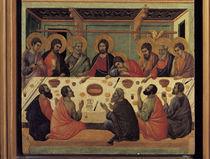 Duccio, Abendmahl von AKG  Images