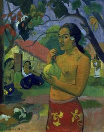 P.Gauguin, Wohin gehst Du? by AKG  Images