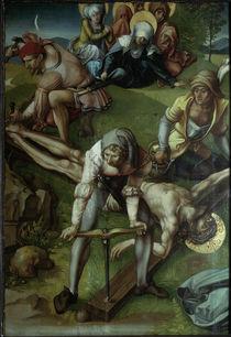 Albrecht Duerer, Anheftung ans Kreuz von AKG  Images