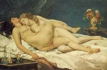 G.Courbet, Der Schlaf von AKG  Images