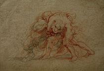 P.P.Rubens, Herkules und Nemeischer Loewe von AKG  Images
