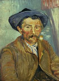 van Gogh, Mann mit Pfeife by AKG  Images