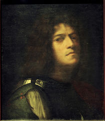 Giorgione, Selbstbildnis by AKG  Images