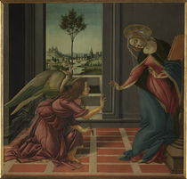 Botticelli, Verkuendigung by AKG  Images