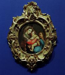 Mengs nach Raffael, Madonna della Sedia by AKG  Images