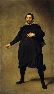 D.Velazquez, Hofnarr Pablo de Valladolid von AKG  Images