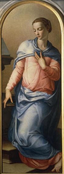 A.Bronzino, Maria der Verkuendigung von AKG  Images
