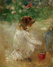 B.Morisot, Sandkuchen by AKG  Images