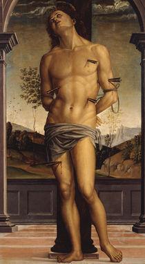 Perugino, Hl.Sebastian by AKG  Images