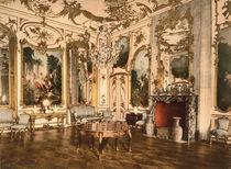 Potsdam, Sanssouci, Konzertzimmer / Foto by AKG  Images