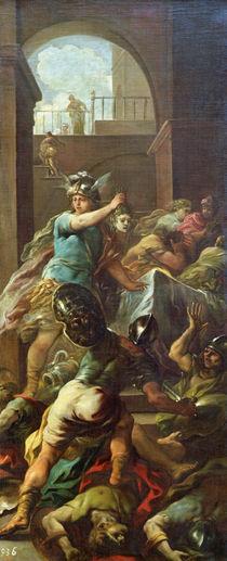 L.Giordano, Perseus mit Haupt der Medusa by AKG  Images