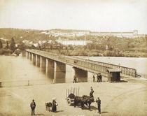 Coimbra, Ponte de Mondego / Foto von AKG  Images