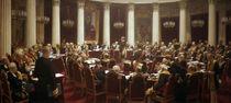 Russischer Staatsrat 1901 / Gem.v.Repin by AKG  Images