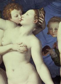 A.Bronzino, Allegorie mit Venus, Ausschn von AKG  Images