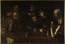 Caravaggio, Der Zahnbrecher by AKG  Images