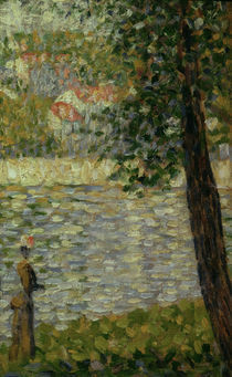 G.Seurat, Morgenspaziergang by AKG  Images