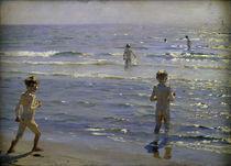 P.S.Kroeyer, Badende Knaben/ um 1900 by AKG  Images