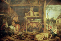 Peter Paul Rubens, Der verlorene Sohn von AKG  Images