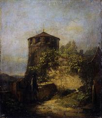Spitzweg/Schlafender Wachtposten/um 1848 von AKG  Images