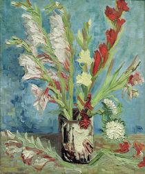 V.van Gogh, Vase mit Gladiolen by AKG  Images