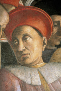 Lodovico Gonzaga, Kopf / Mantegna by AKG  Images