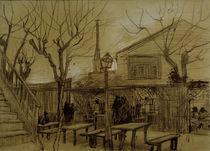 Van Gogh, Guinguette von AKG  Images