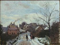 C.Pissarro, Fox Hill, Upper Norwood von AKG  Images
