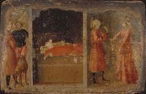 Masaccio, Vita das Hl.Julianus von AKG  Images