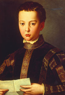 Francesco de' Medici / A. Bronzino by AKG  Images