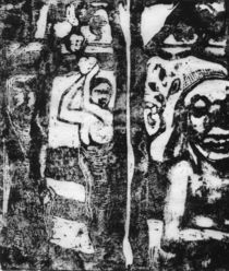 P.Gauguin, Fruechte pflueckende Frau by AKG  Images