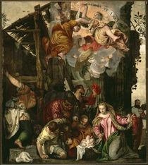 P.Veronese, Anbetung der Hirten von AKG  Images