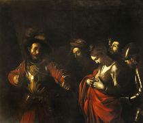 Caravaggio, Martyrium Hl.Ursula von AKG  Images