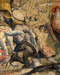 Schlacht am Ticinus / Karton (Detail) von AKG  Images