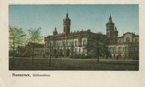 Hannover, Techn.Hochschule / Postkarte von AKG  Images