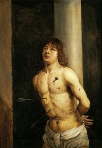 Teniers nach Antonello d.M.,Hl.Sebastian von AKG  Images